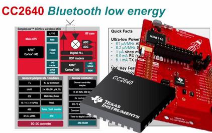 CC2640R2F硬件射频从设计到成型之一-CC2640R2F产品一览