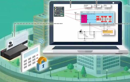 无线智能电子门锁设计方案分享