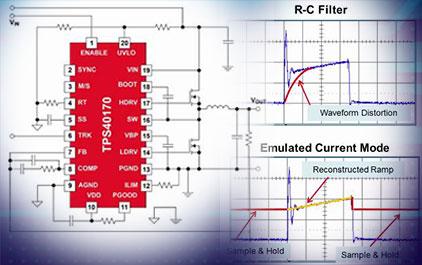 定频降压型变换器的控制策略