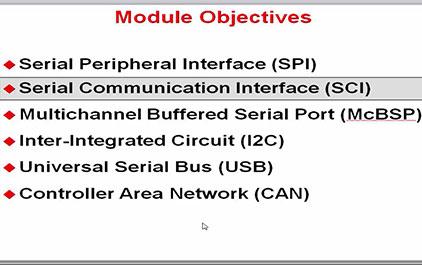C2837x入门指南(二十一)—通信系统之SCI
