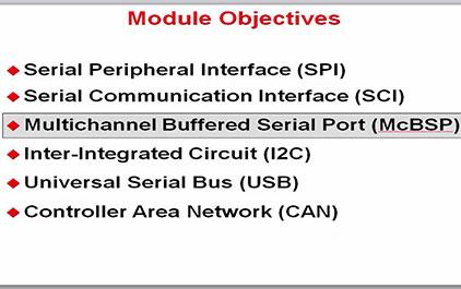 C2837x入门指南(二十二)—通信系统之McBSP