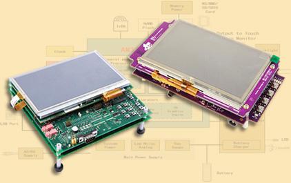 TI AM335x在HMI系统中的应用