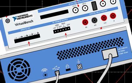 TI Precision Labs国家仪器虚拟测试仪介绍