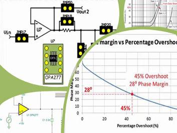 10.7 TI 高精度实验室 - 运算放大器:稳定性 - 实验