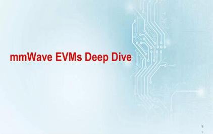 2.5 mmWave EVMs深入学习