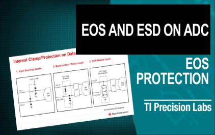 ADC上的EOS和ESD
