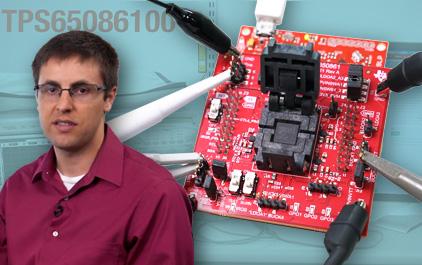 TPS65218D0:多轨电源管理IC(PMIC)的用户编程