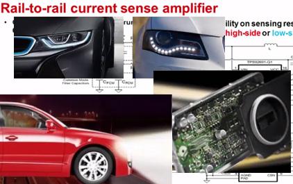汽车前照灯应用的开关式LED驱动器