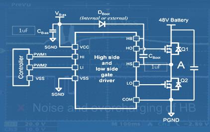 栅极驱动器的设计陷阱以及如何解决