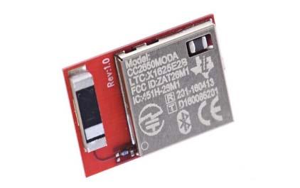 CC2650MODAPluetooth<sup>®</sup>低能射频模块简介