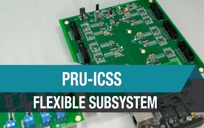 PRU-ICSS:处理器与多个ADC接口