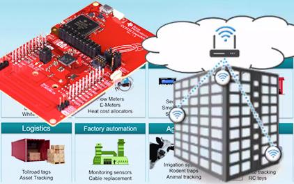 TI 15.4 协议栈,以及低功耗远距离传感器到云端解决方案介绍