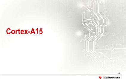 1.6 人机交互与 TI Sitara 处理器的应用 - 6.Cortex A15