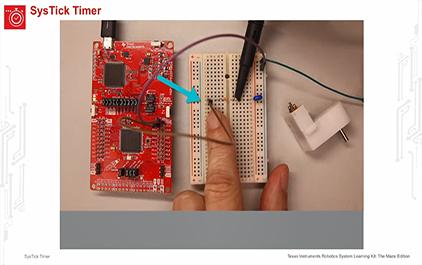 TI-RSLK 模块 9 - 实验视频 9.2 - 演示通过运行正弦波输出来调整功率