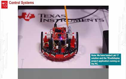 TI-RSLK 模块 17 - 实验视频 17.1 - 演示控制系统 - 积分控制