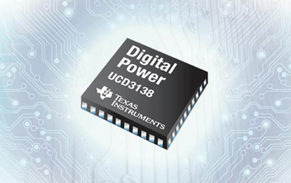UCD3138数字电动工具