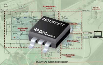 电池测试设备直流电源系统设计