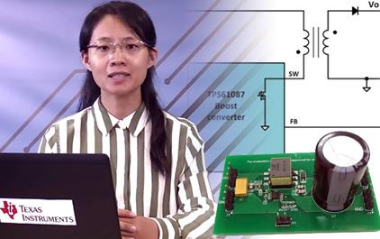 一种简单可靠的超级电容充电方案:可以自动限制输入电流幅值
