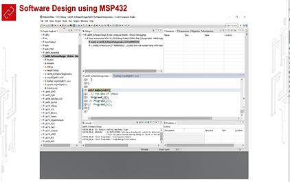 TI-RSLK 模块 4 - 实验视频 4.1 - 调试解决方案、可视化、变量、单步执行