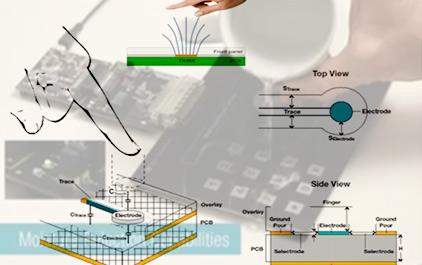 MSP CapTIvate自适应传感器PCB设计指南