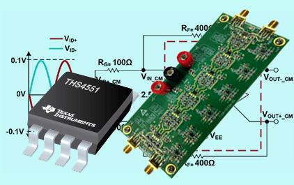 15.1 全差分放大器 — 差分信号和FDA的介绍