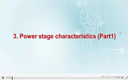 1.3   开关模式电源转换器补偿简单易行 —功率级第一部分