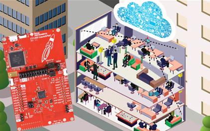 SimpleLink™Sub-1 GHz传感器到云端