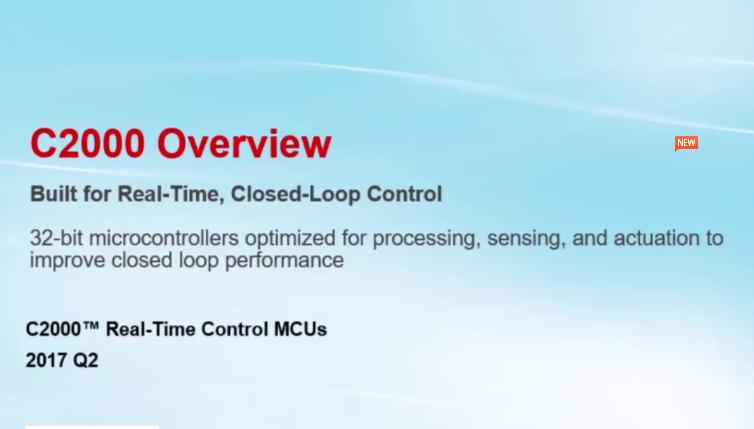 如何在C2000上实现小于1微秒的电流环的设计(1)