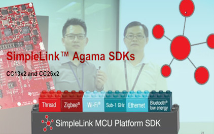 SimpleLink CC26x2/CC13x2 无线微控制器可支援多重协定
