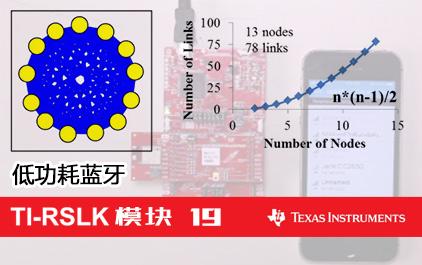TI-RSLK 模块 19 - 低功耗蓝牙