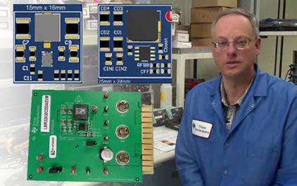 利用DC / DC转换器在热性能和小尺寸解决方案之间进行权衡