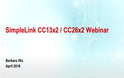 新一代多频段协议 TI SimpleLink MCU 平台-1.1 SimpleLink CC13x2 - CC26x2 device introduction