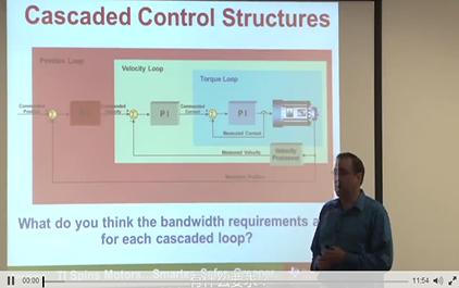 赋予旧的电机新的技巧1.4:电机控制,PI控制器,PID控制器和现场定向控制简介