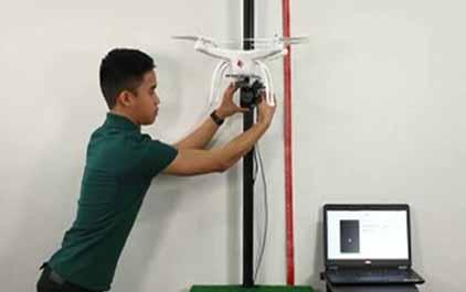 2.9 使用TI mmWave传感器进行无人机高度测量演示