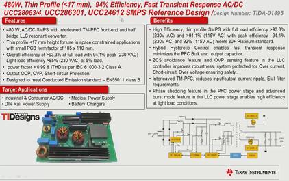 UCC28064设计工具