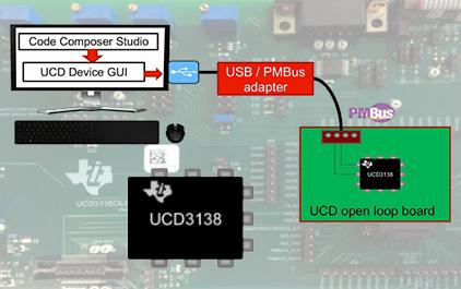 开始使用UCD3138数字电源控制器工具