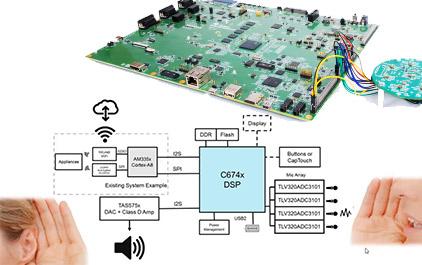 TI 针对语音识别应用的嵌入式处理器解决方案