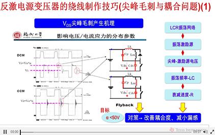 精通反激电源变压器设计8- 反激电源变压器的绕线制作技巧(2)---尖峰毛刺与耦合问题