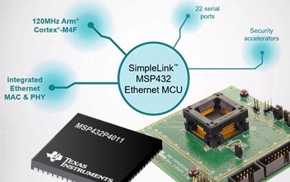MSP432超低功耗和物联网链接MCU介绍