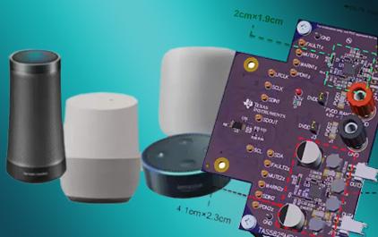 """TI 智能音箱方案全解:音箱设计都""""听你的"""""""