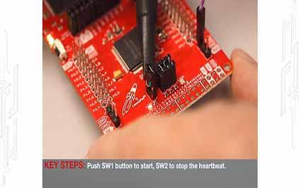 TI-RSLK 模块 9 - 实验视频 9.1 - 演示通过调整占空比来运行检测信号
