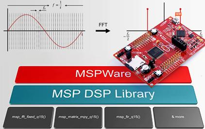 MSP430 16位MCU上的信号处理