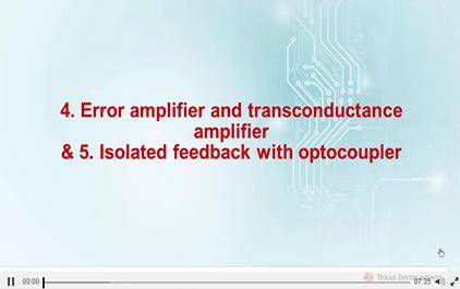 1.5   开关模式电源转换器补偿简单易行 —反馈回路介绍