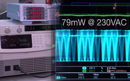 如何使用PMP21251:为无辅助AC / DC电源实现低于90mW的待机功率