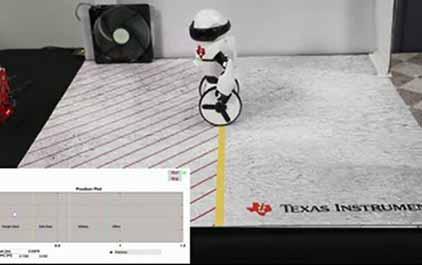 2.6 使用IWR mmWave传感器进行智能照明和工厂自动化演示
