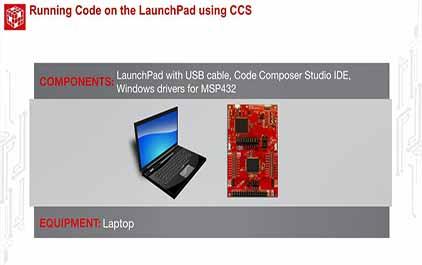 TI-RSLK 模块 1 - 实验视频 1.2 – 安装 CCS 和调试