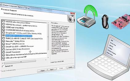 SimpleLink™Wi-Fi<sup>®</sup>CC3220项目入门0
