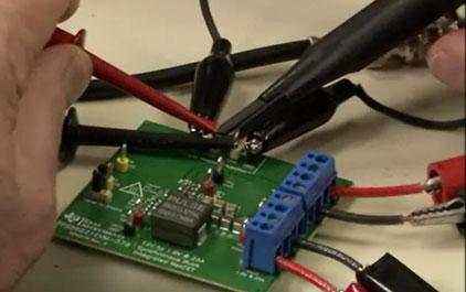 EngineerIt-电源性能测量三 测量电源的稳定性