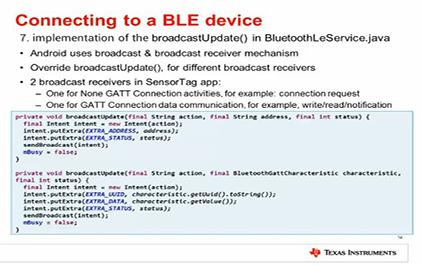 在Android 4.3平台上进行蓝牙低功耗(BLE)开发 第二部分
