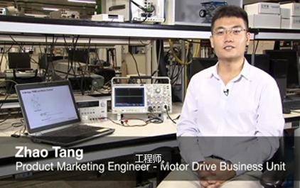 如何在靠调节电流实现对微步进电机的调整